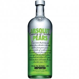 ABSOLUT PEAR 1 LITRO