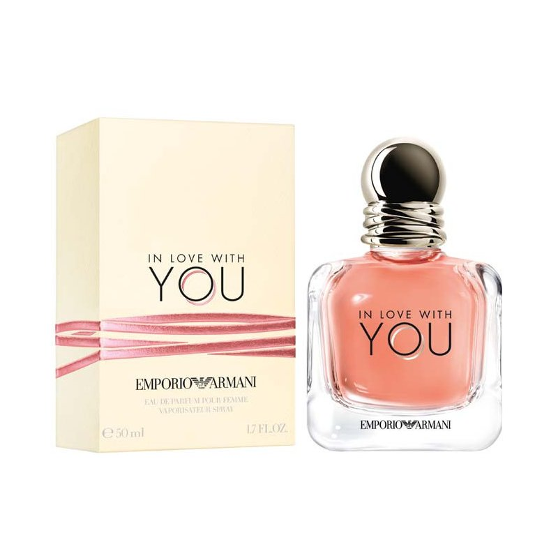 Emporio Armani In Love With You 50ml Edp