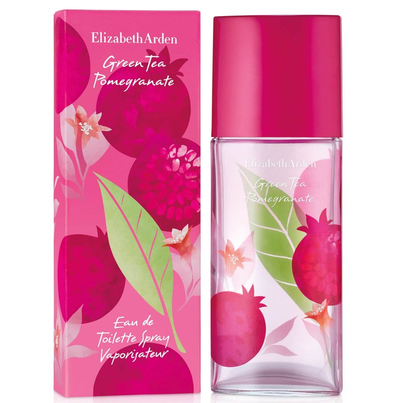 Green Tea Pomegranate 100Ml Edp