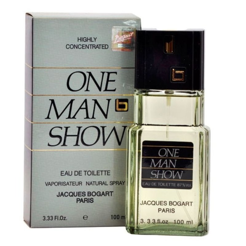One Man Show 100M Edt