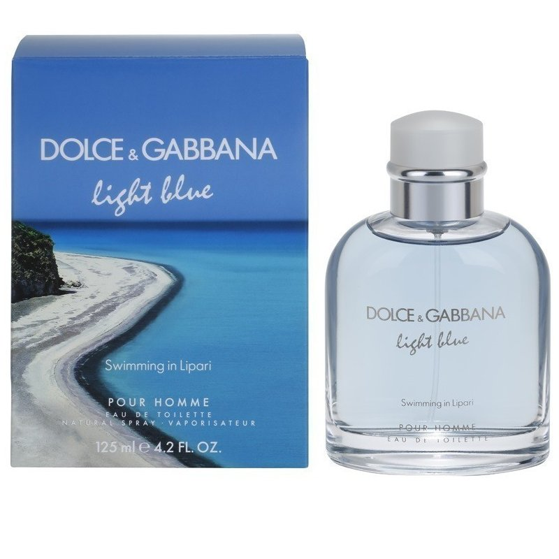 Dolce Gabbana Ligth Blue Lipari Edt 125Ml