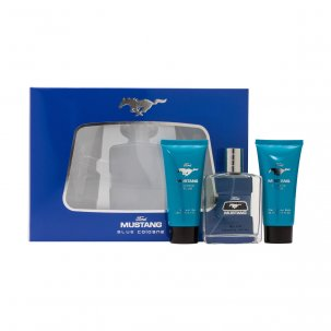 Ford Mustang Blue 100ml Set...