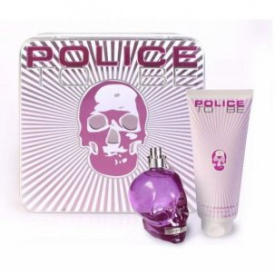 Police To Be Woman 40Ml Set