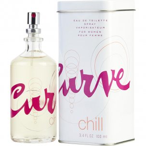 Curve Chill 100Ml Edt Woman