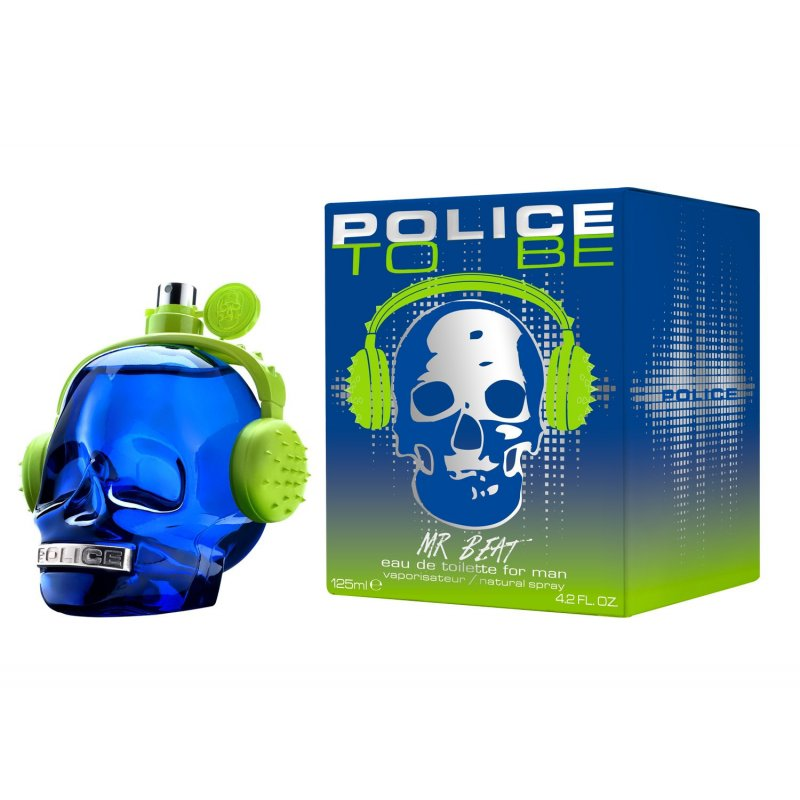 Police To Be Mr Beat 125Ml Varon