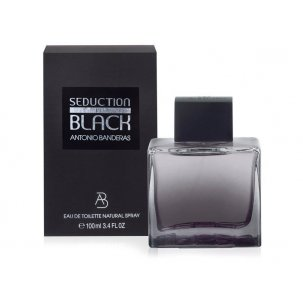 Black Seduction 100ml Varon