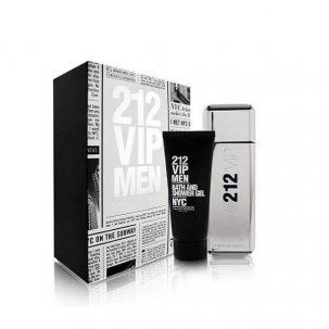 212 Vip Men Edt 100 Ml +Sg