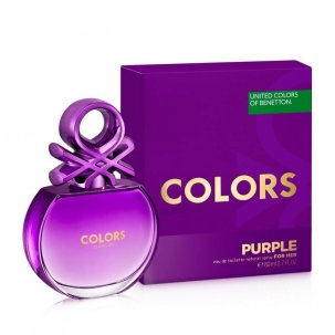 Benetton Colors Purple 80ml