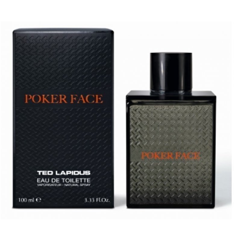 Lapidus Poker Face 100Ml Edt