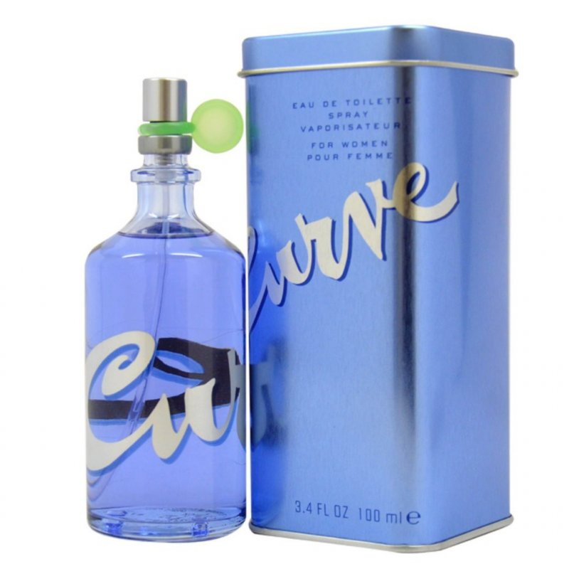 Curve Edt 100ml Dama