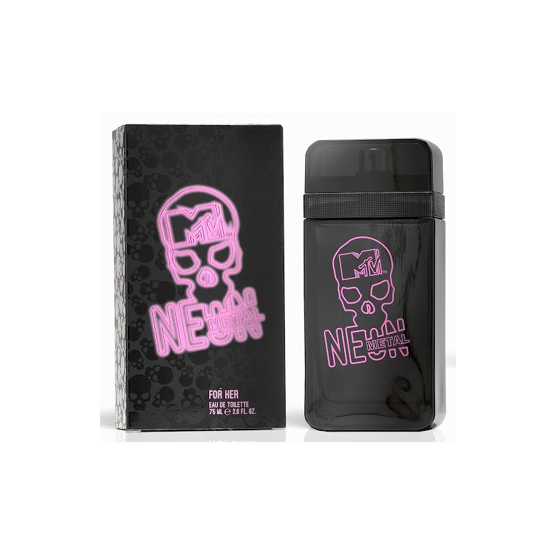 Mtv Neon Metal 75Ml For Her