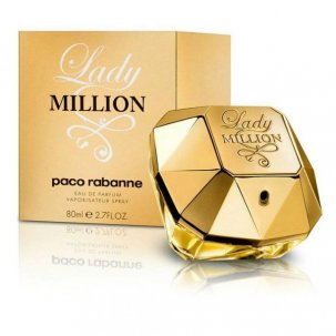 Lady Million 80Ml Edp Dama