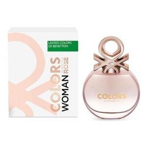 Benetton Colors Rose 80ml Edt