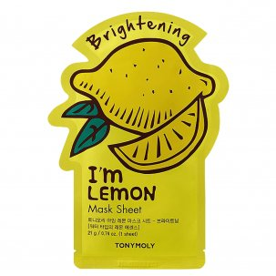 Tony Moly Im Lemon Mask