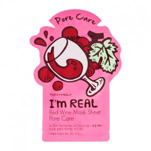 Tony Moly Im Red Wine Mask