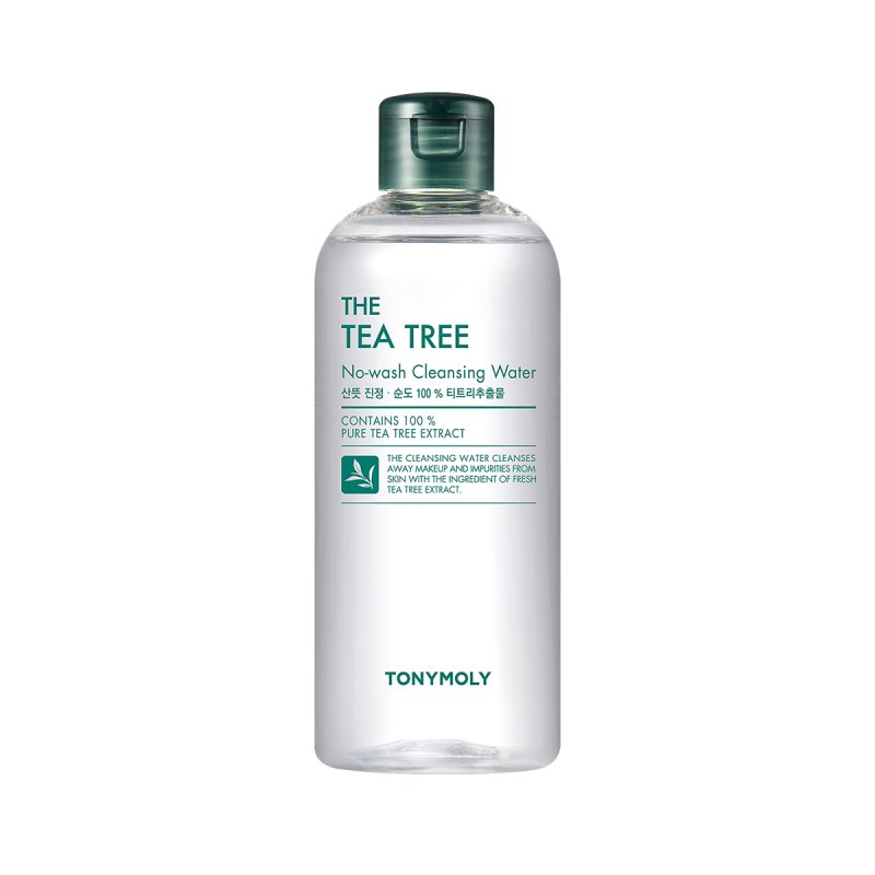 Tony Moly Tea Tree Cleansing Water 300Ml