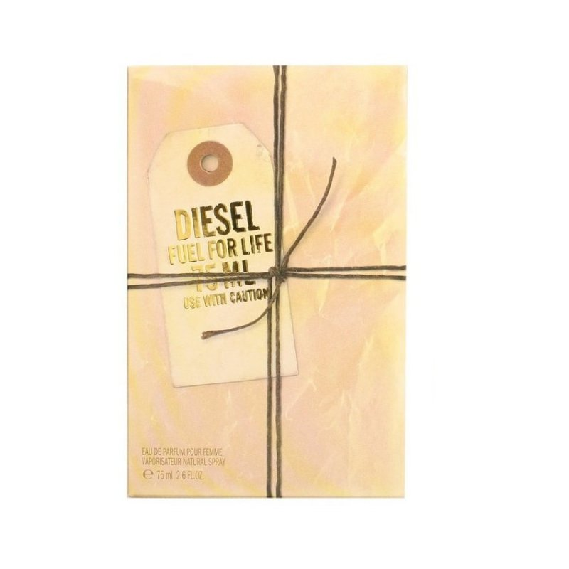 Diesel Fuel For Life 75ml Edp