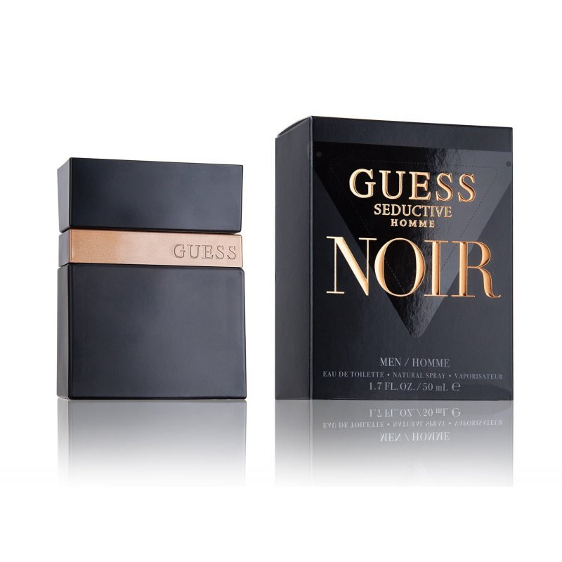 Guess Men Seductive Noir 100Ml