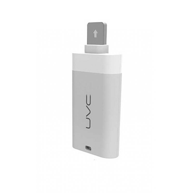 Usb Luz Ultravioleta Desinfectante Iphone Blanco