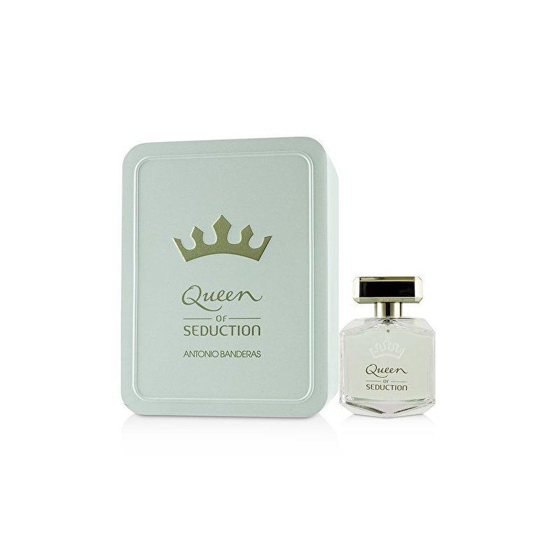 Queen Seduction 80Ml Edt Collector Edition ( Box Metalico )