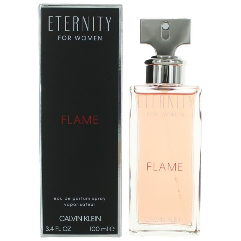 Eternity Flame 100Ml Edp Woman