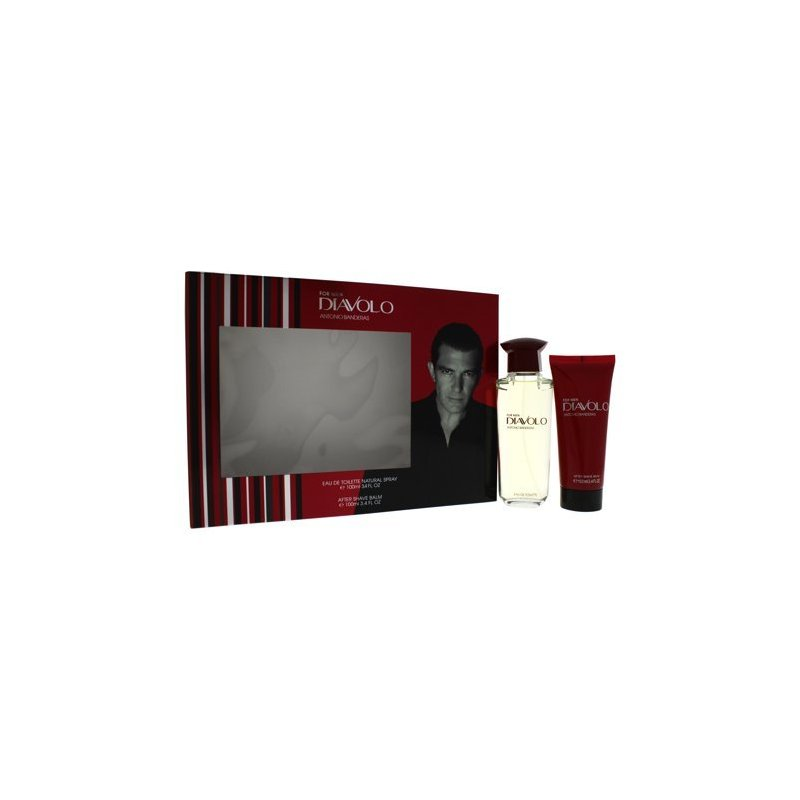 Diavolo 100ml Mas After Shave Set