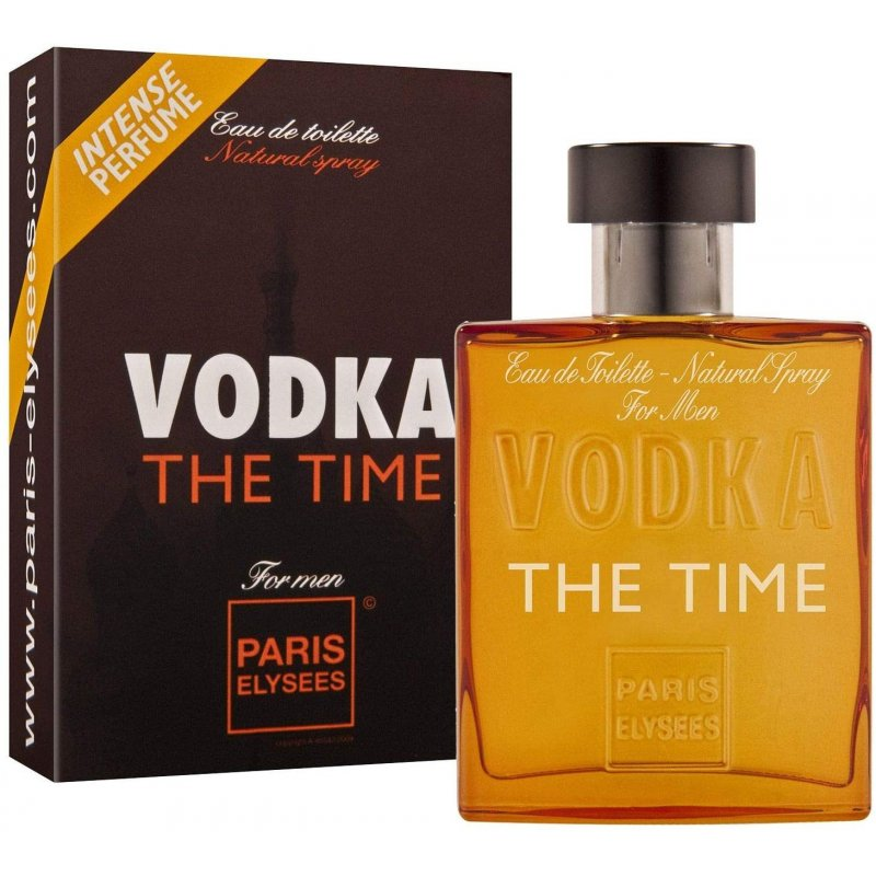 Vodka Perfume 100Ml (Aroma Sujeto A Stock)