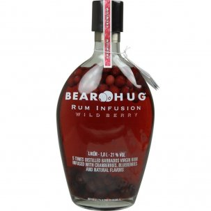 BEAR HUG WILD BERRY RON  1...