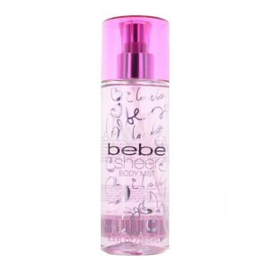 BEBE BE SHEER BODY MIST 250ML
